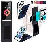 Obi Worldphone SF1 Hülle in blau - innovative 4 in 1
