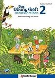 Das Übungsheft Rechtschreiben 2: Methodentraining und Diktate, Deutsch, Klasse 2