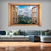 suchergebnis auf f r 3d wandbild fenster. Black Bedroom Furniture Sets. Home Design Ideas