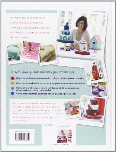 Colores creativos, para decorar pasteles (Repostería de diseño)