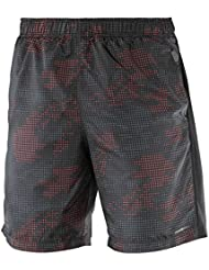 Salomon Park Traing M - Pantalón corto para hombre, color negro, talla S