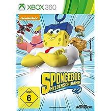 Spongebob Schwammkopf: Helden Schwamm - [Xbox 360]