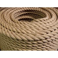 Westward Ropes® - Polyhemp - Synthetic Hemp Rope 12mm x 5 Metres