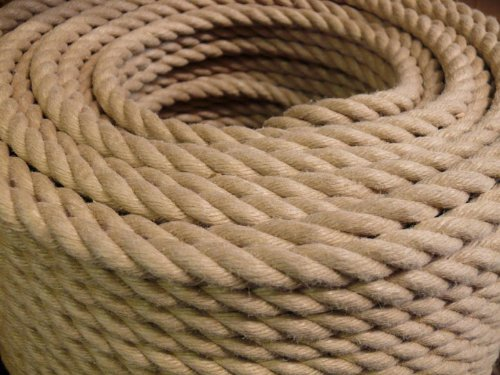 Terrassendielen Seil, 16 mm x 50 m
