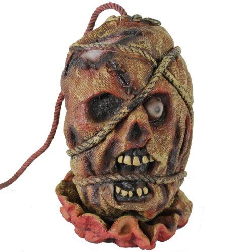 NEU Abgetrennter Kopf mit Seil aus Gummi