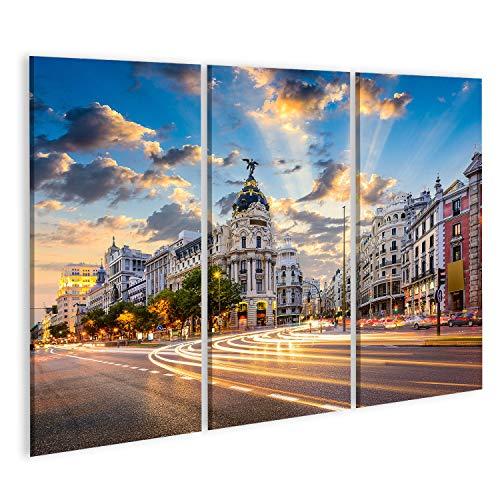 Islandburner, Cuadro Cuadros Madrid, Paisaje Urbano