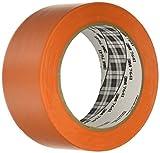3M PVC-Klebeband 764i, 50 mm x 33 m, Orange (24-er Pack)
