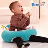 #7: DearJoy Cotton Toddlers' Training Seat Baby Safety Sofa Dining Chair Learn to Sit Stool