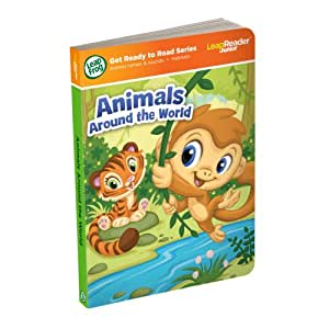 LeapFrog LeapReader/Tag Junior Book: Animals Around the World