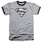 Best Trevco DC Comics For Men - Trevco Superman DC Comics Grey S Adult Ringer Review
