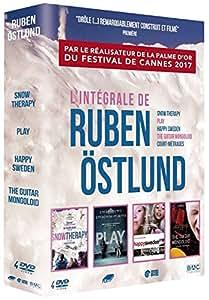 COFFRET SNOW THERAPY + 3 Films de Ruben ÖSTLUND