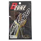 Evergreen Spinner Bait D-Zone Double Willow DW 3/8 oz 27 (7794)