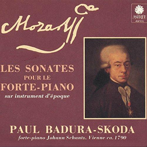 Les sonates pour le forte-pian...