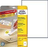 Avery Zweckform L4735REV-25 Etiketten 30 Blatt