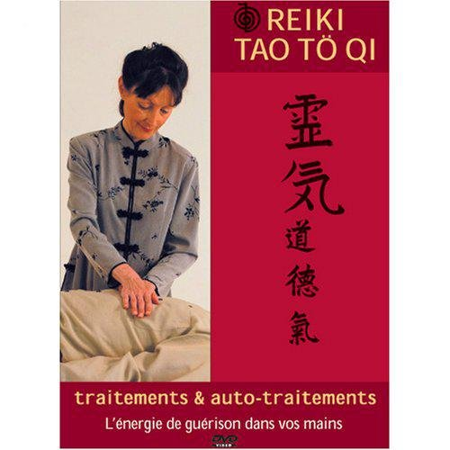 Preisvergleich Produktbild DVD Reiki Tao To Qi VOL 1 - Traitements et Auto-Traitements