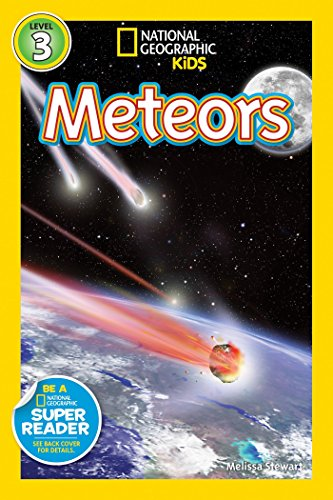 National Geographic Readers: Meteors (National Geographic Readers, Level 3)