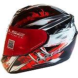 LS2 FF352 wolf casque de moto S