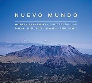 Nuevo Mundo [Morgan Szymanski] [SARABANDE RECORDS: SARACD005]