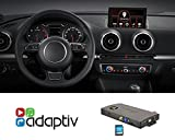 Adaptiv ADV-AU1 - Audi A3 Upgrade Set mit Navigation