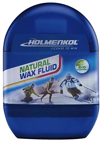 Holmenkol Wachs Natural Wax Fluid 100ml 24023 Test