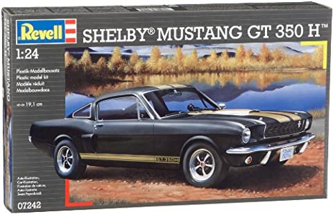 Revell - 7242 - Maquette de Voiture - Shelby Mustang GT 350 H