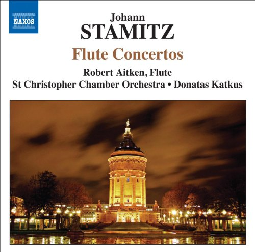 Stamitz, J.: Flute Concertos
