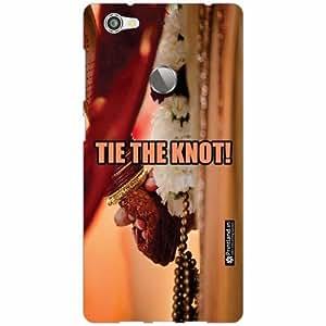 Letv Le 1s Back Cover - Silicon Knot Designer Cases