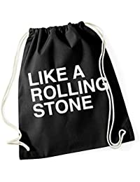 Like A Rolling Stone Gymsack Black Certified Freak