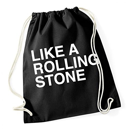 Certified Freak Like A Rolling Stone Gymsack Black -