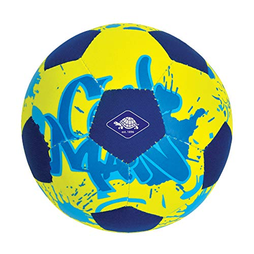 Schildkröt Funsports Fútbol Mini balón de Neopreno, Ideal para Las Manos y pies de niños pequeños...
