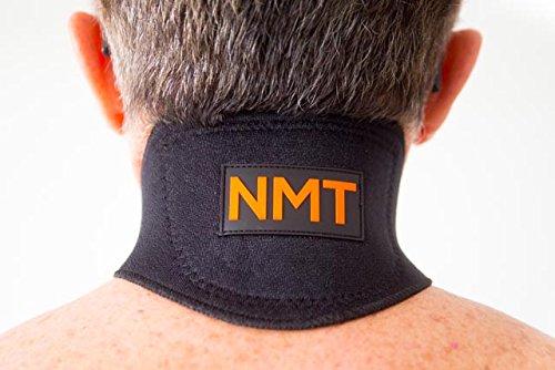 Aktive Wrap Fuß (NMT Neck Brace ~ New Black Turmalin Heilung Wrap, Männer, Frauen ~ tragbares Gerät ~ Physiotherapie ~ Schmerzlinderung, Schlafapnoe, Arthritis, Depression, Spannung, Kopfschmerzen ~ Naturheilmittel)