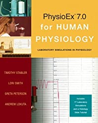 PhysioEx 7.0 for Human Physiology: Lab Simulations in Physiology by Timothy Stabler (2007-04-05)
