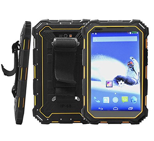 rugged tablet 7 Inch Rugged Android Tablet PC IP68 4G 1280x800 Quad Core CPU 2GB RAM 16GB Memeory Android OS