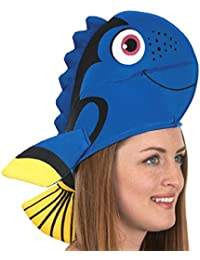 Jacobson Hat Company Blue Tang FiSH Hat (Poly)