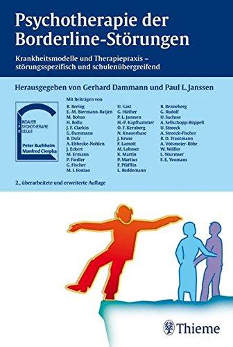 Psychotherapie der Borderline-Störungen: Krankheitsmodelle und Therapiepraxis - störungsspezifisch und schulenübergreife (Reihe, PSYCHOTHER.-MODULE)