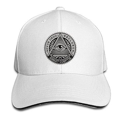 BCHCOSC IASPBCHAFU Outdoor Sandwich Baseball Caps Hats & Caps