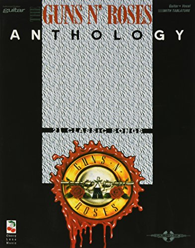 Guns N' Roses Anthology: Guitar Tab (Gtab) - And Tab Guns Roses