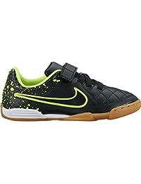 Nike Jr Tiempo V4 Ic, Zapatos de Recién Nacido para Bebés