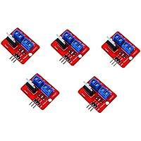 ARCELIMódulo de Controlador MOSFET IRF520 de 5 Piezas