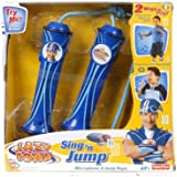 Fisher-Price Lazy Town Sing & Jump Sportacus comba