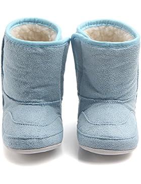 Fletion Winter Warme Baby Baumwolle Stiefel Schneeschuhe Kinder Neugeborenes Baby Mädchen Jungen Säugling Kleinkind...