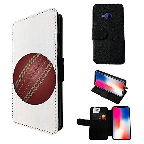 003145 - Cricket ball Design HTC U11 Life 5.2