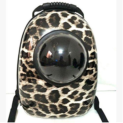 OOFWY Haustier-Rucksack/Katze und Hund-Raum-Rucksack/beweglicher doppelter Schulter-Beutel/Spielraum Breathable Beutel/Haustier-Nest/ABS/PC/hochwertiges Oxford-Gewebe-Material, 7