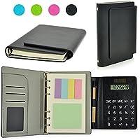 6pcs matte Pen/ /Porta della tasca multifunzione penna puntatori badge note Cards Holder per ospedale di scuola e ufficio uso colore casuale