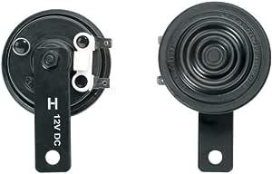 Hella 3al 922 196 011 Signal Horn S70 12 V 420 Hz Black Auto