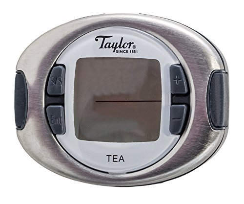 Taylor Precision Products Tee-Thermometer und Timer für Kenner Taylor Thermometer