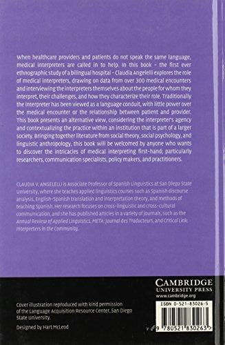 Medical Interpreting and Cross-cultural Communication Hardback