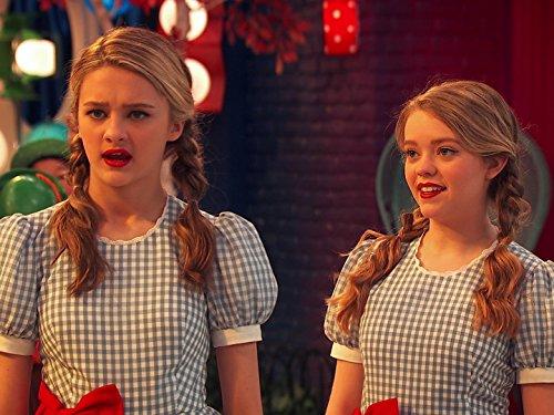 Die Vierlinge und der Zauberer von Oz Teil (Der Zauberer Von Oz Hat)