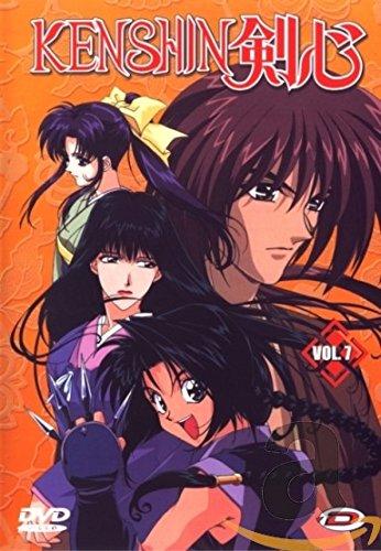 Kenshin tv vol 7 vost