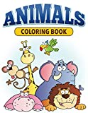 Animal Coloring Book: Coloring Books for Kids (Art Book Series) (English Edition)